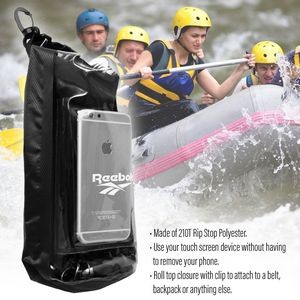 2.5 Liter Waterproof Dry Bag (Direct Import-8-10 Weeks Ocean)